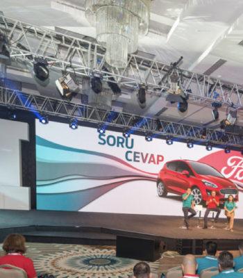 Ford Fiesta - Bayi Lansmanı